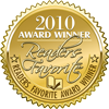 Readers Favorite Gold Medal 2010